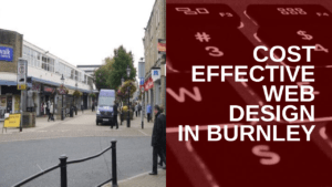 Cost effective Web Design Burnley