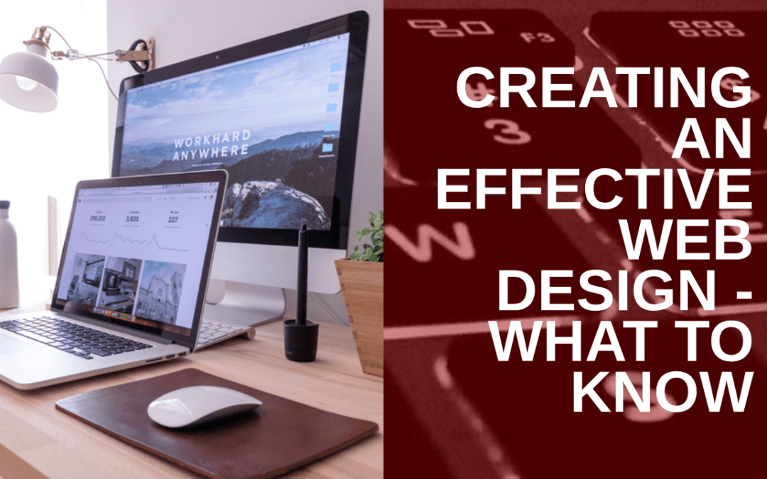 Creating an Effective Web Design – What to Know