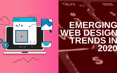 Emerging Web Design Trends in 2020