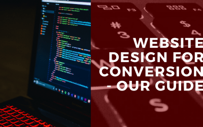 5 killer Website Design tips For Conversions – Our Guide